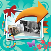 ScrapNShare - Digital Scrapbooks & Photo Books You Can Share icon