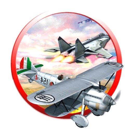 Jet Flight Fortress Arcade iOS App