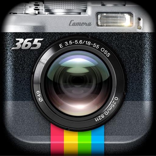 Camera 365 Plus - 600エフェクト暗室カメラをフィルタ
