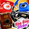 Ring Ring Sticker - HD Collection Sticker to Photos for Instagram