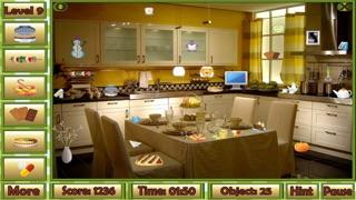 Screenshot of Giochi Oggetti Nascosti Bella Cucina4