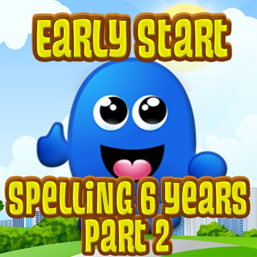 Early Start Spelling 6 to 7 Year Olds Part 2 Icon