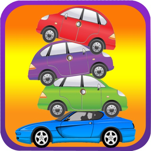 Crazy Car Stacker - Free Tower Racing Stacking Challenge Games iOS App