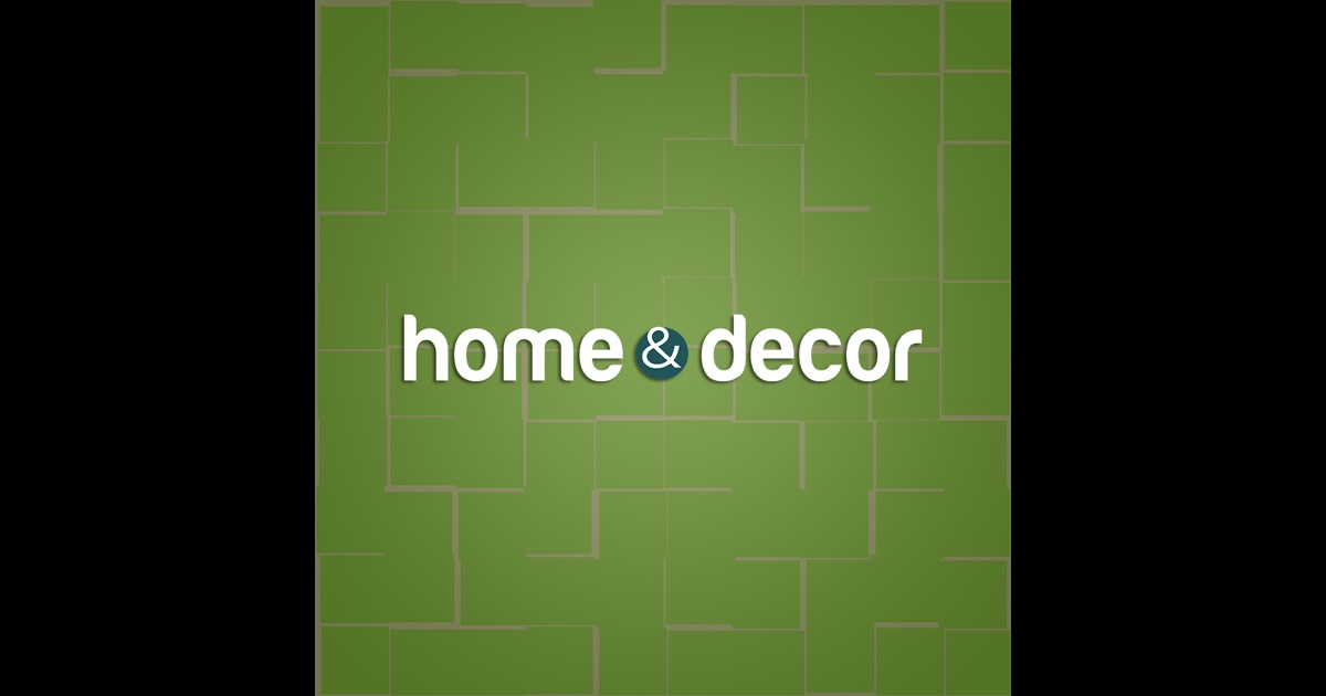Home decor on the app store for Apple home decor