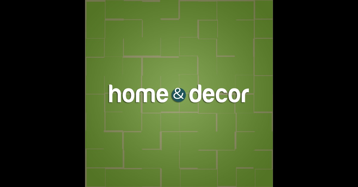 home decor on the app store