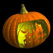 Pumpkin 3D Magic icon