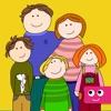 Parliamo insieme | Dipingiamo insieme – Un divertente libro gioco per bambini e genitori - Parte 2 | Lite