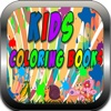 Kids Coloring book - sketchpad Game
