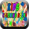 Kids Coloring book - sketchpad Game