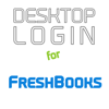 DESKTOP PRO-SERIES CORPORATION - DESKTOP LOGIN for FRESHBOOKS  artwork