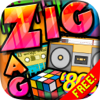 Words Zigzag : 80's Classic Crossword Puzzle Games Free with Friends Wiki