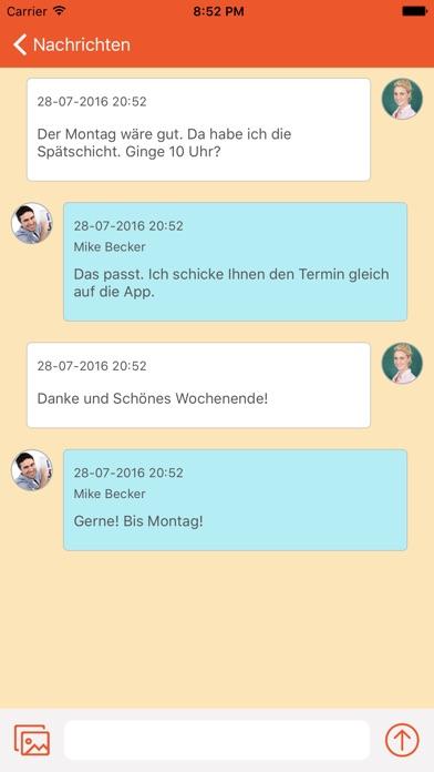 WG Duisburg-Mitte direkt screenshot