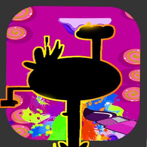 Color Book Game Breadwinners Page Edition iOS App