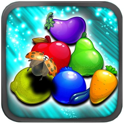 Ladybug and Fruit iOS App