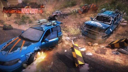MadOut Open City Screenshot