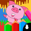 Baby Games: Animal, Coloring Book & Jigsaw Puzzles