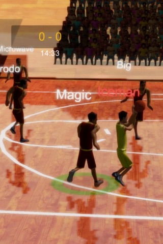 Ultimate Basketball 3D screenshot 4