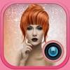 髮色換片照片 – 美女展台圖片以效果理髮改造
