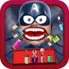 Funny Dentist Game for Kids: Captain America Civil War Version Wiki