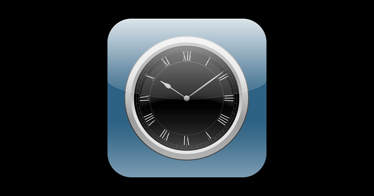 Wall clock on the app store for Picture on wall app