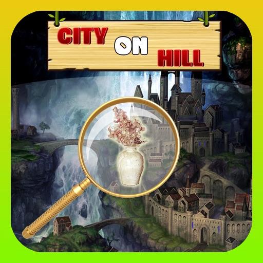 City on Hill : Hidden Objects fun iOS App