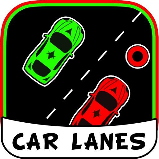 Car Lanes iOS App