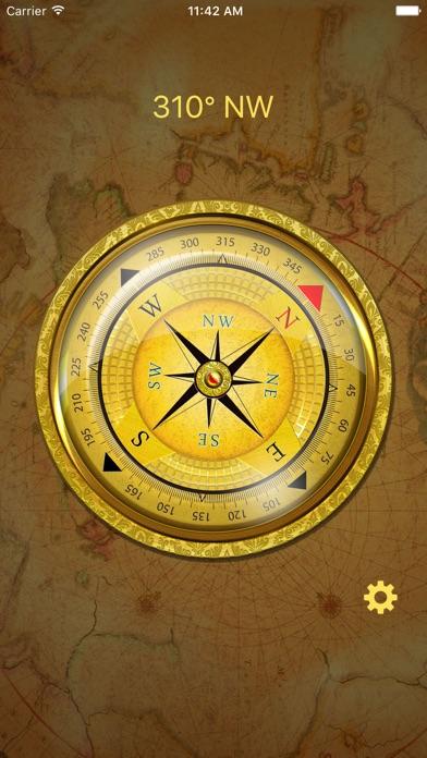 Screenshot #5 for Compass HD Pro