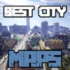 Best City Maps for Minecraft - City Maps for Minecraft Pocket Edition (MCPE)