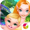 Doctor And Jungle Fairy - Fantasy Jungle&Mommy And Baby Care