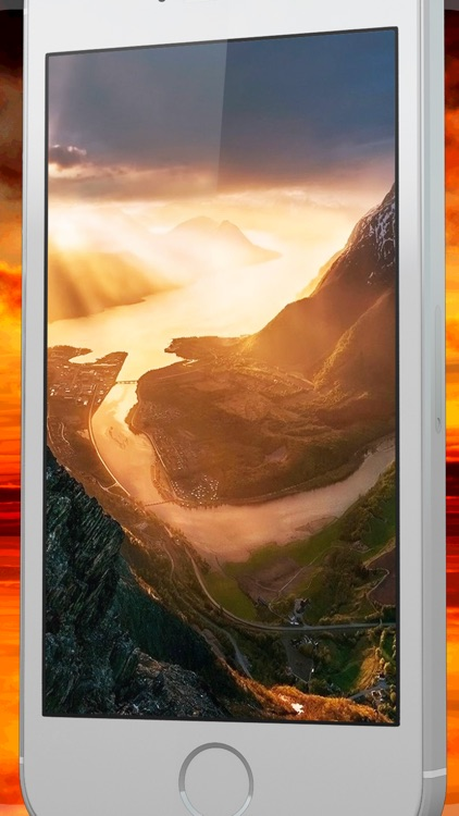 Sunset Wallpaper Beautiful Sun Set Backgrounds For IPhone And IPad