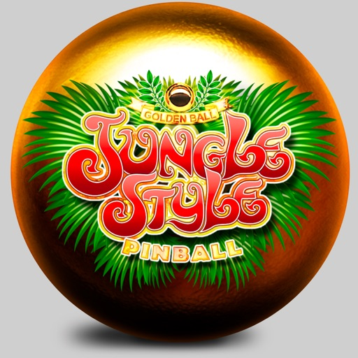 丛林弹珠:Jungle Style Pinball【3D弹珠】