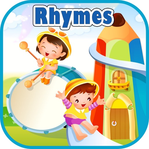 Nursery Rhymes Song For Kids - Preschool Musical Instruments Play Center Game With Free Songs iOS App