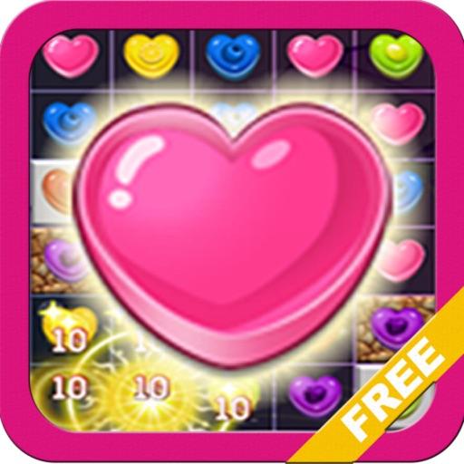 Fun Jelly Paradise: Happy Candy Mania iOS App