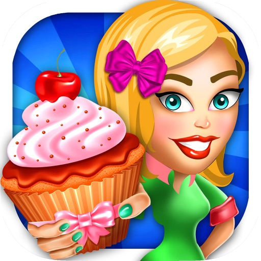 Bakery World Cooking Maker - Super-Star Chef Donut & Cup-Cake Kitchen Cafe Story Game iOS App
