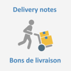 Digital delivery note
