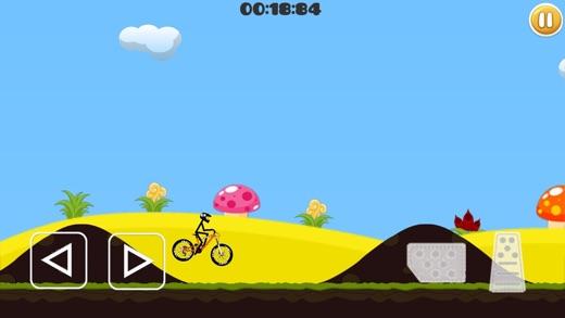 Bike Mountain Stunt Screenshot