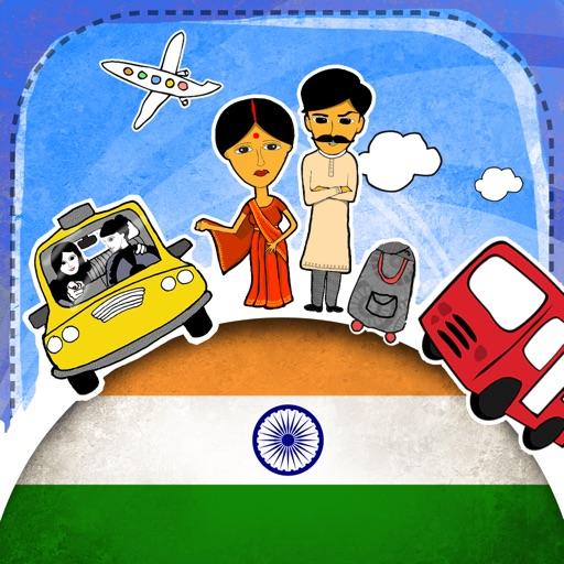 Hindi Dizionario - Frasario offline gratis con flash card e registrazioni di un madrelingua