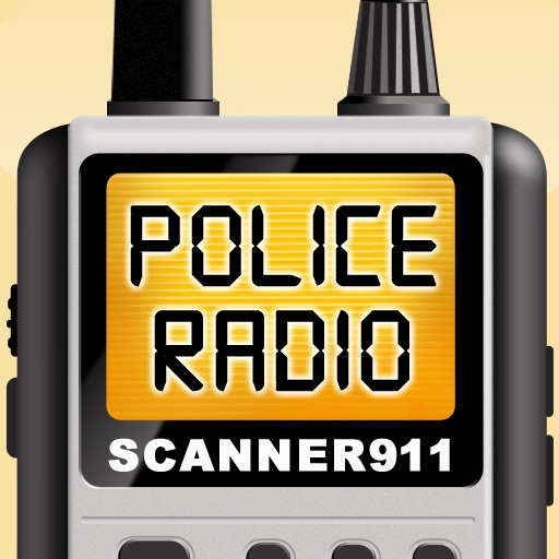 Scanner911 Police Radio (+ Music) iOS App