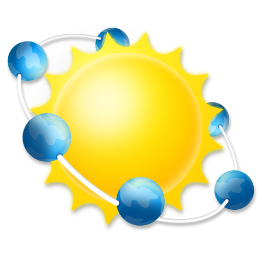 春秋分和至日----地球的四季3D