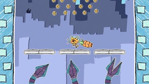 Rocket Rascal Screenshot