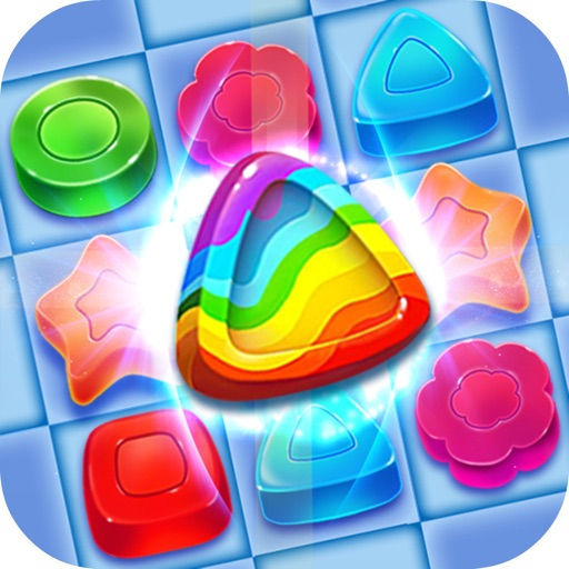 Sweet Candy Jelly Match 3 iOS App
