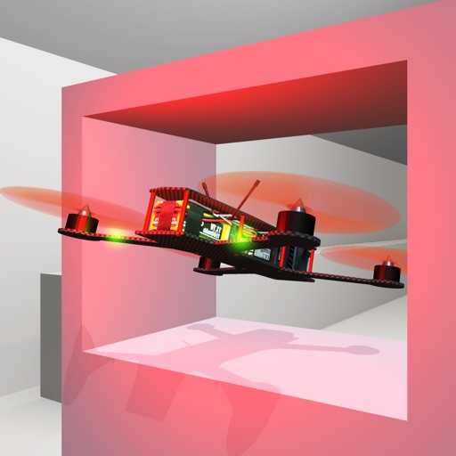 Drone Racing - Quadcopter FPV racing simulator game