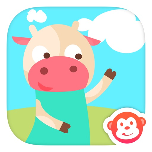 Monki Hide & Seek - Language Learning for Kids and Toddlers
