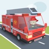 Junior Firefighters - Rescue and Emergency Vehicles for Kids