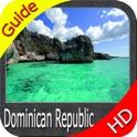 Dominican Republic HD - GPS Map Navigator icon