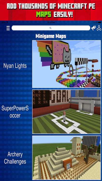Minigames maps for minecraft pe pocket edition download the minigames maps for minecraft pe pocket edition download the best mini games map gumiabroncs Choice Image
