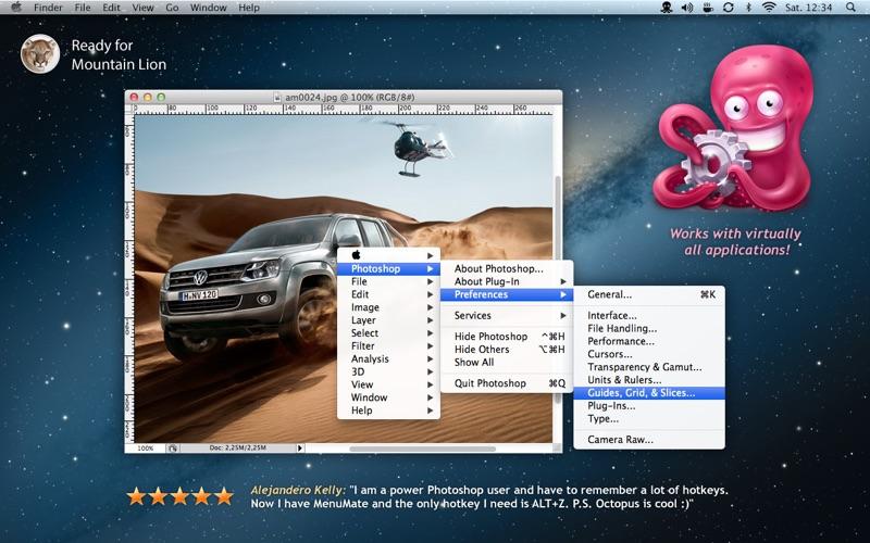 MenuMate Screenshots