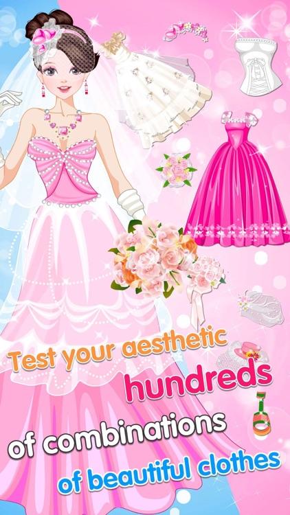 Prince and Princess Wedding - Girls Beauty and Fashion Game,Makeup ...