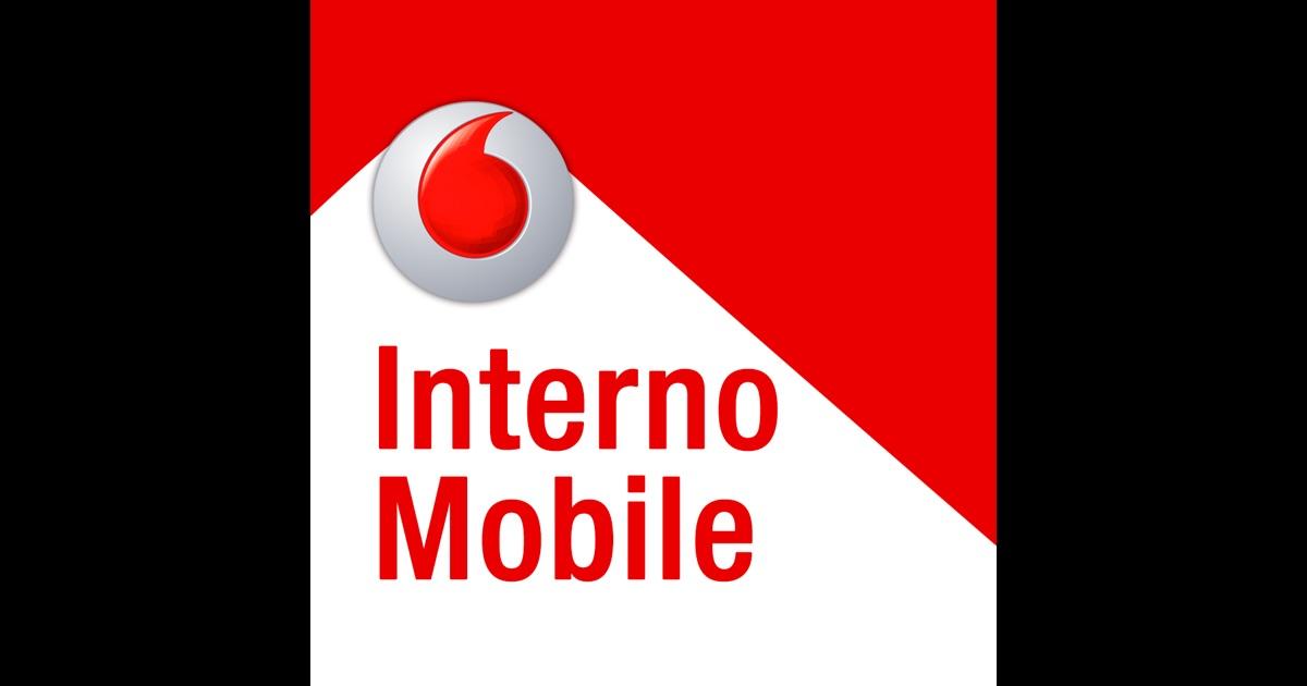 Vodafone interno mobile sull 39 app store for B b interno 8