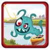 Virus Fishing Ace Tournament - Cure The Wild Epidemic Lake FREE by Animal Clown